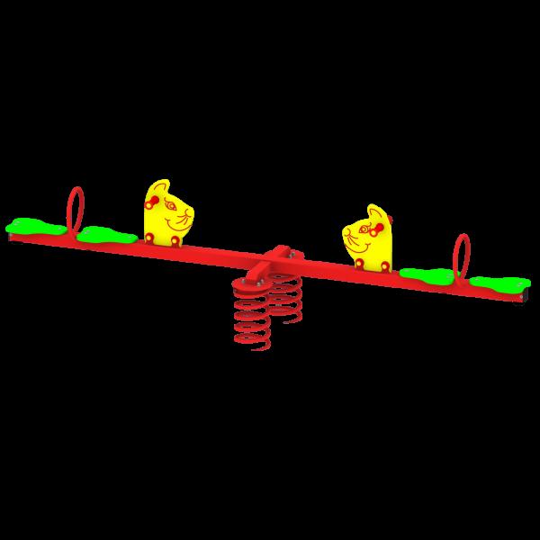 Huśtawka sprężynowa Ryś Max