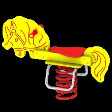 Huśtawka sprężynowa Rodeo