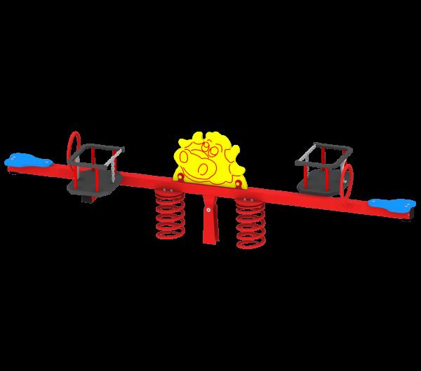Huśtawka sprężynowa Rodeo max 2