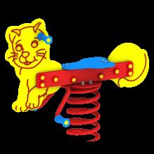 Huśtawka sprężynowa Kotełek