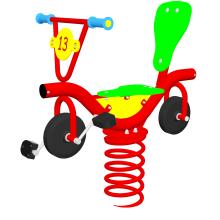 Huśtawka sprężynowa BMX