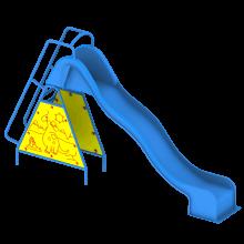 Zjeżdżalnia Dino 1,2 m. Producent Comes.