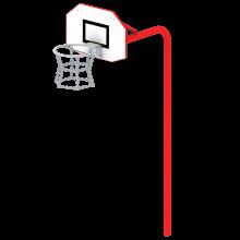 koszykówka, kosz do gry w koszykówkę FOKA