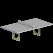 stół do ping ponga betonowy zewnętrzny