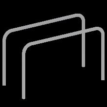 06.67.02 - Drążki gimnastyczne