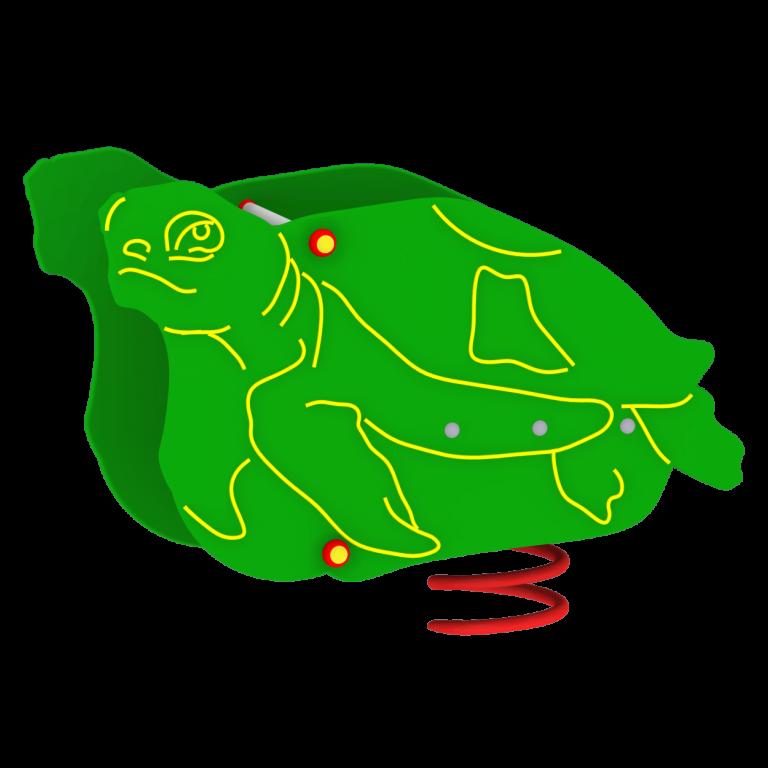 Huśtawka sprężynowa Żółw