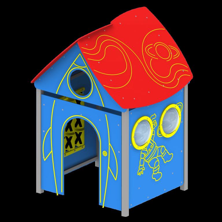 Domek Lolek Kosmiczny
