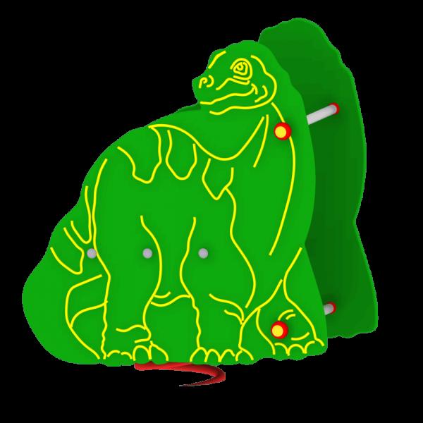 Huśtawka sprężynowa Dinozaur; producent Comes