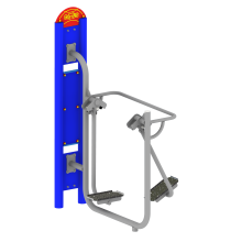 Biegacz - siłownie plenerowe