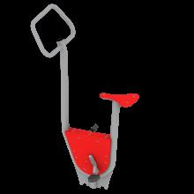 kolarz wolnostojący - siłownie zewnętrzne