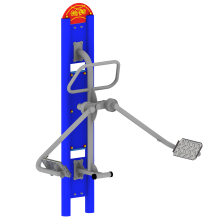 Pajacyk. Urządzenie na siłownie plenerowe fitness.