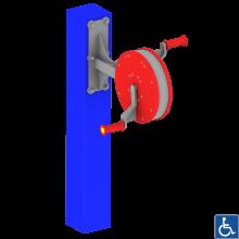 Rowerek ręczny dla osób z niepełnosprawnością