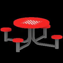 stolik do gry w warcaby