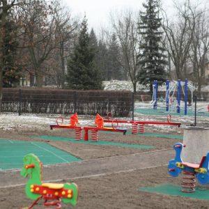plac zabaw Sosnowiec