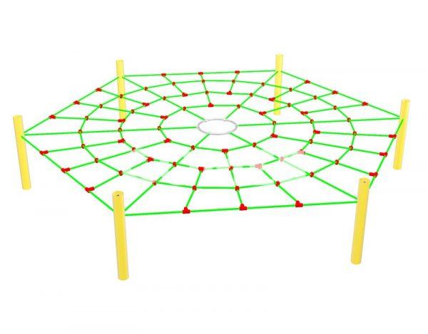 urządzenie linarne pajęczyna