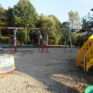 budowa placu zabaw w Sosnowcu