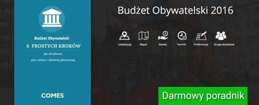 budżet obywatelski z COMES