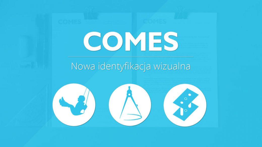 nowe logo comes