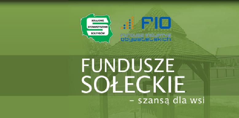 fundusz sołecki z COMES