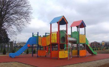 plac zabaw Przytyk