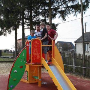 plac zabaw dla dzieci gmina Kowala