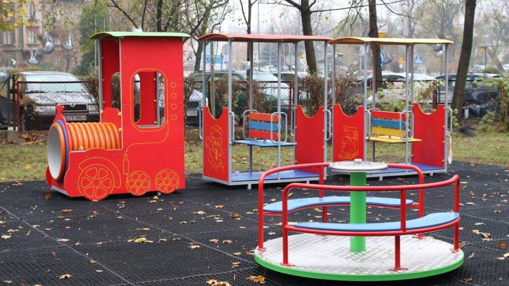 plac zabaw COMES w Rzeszowie