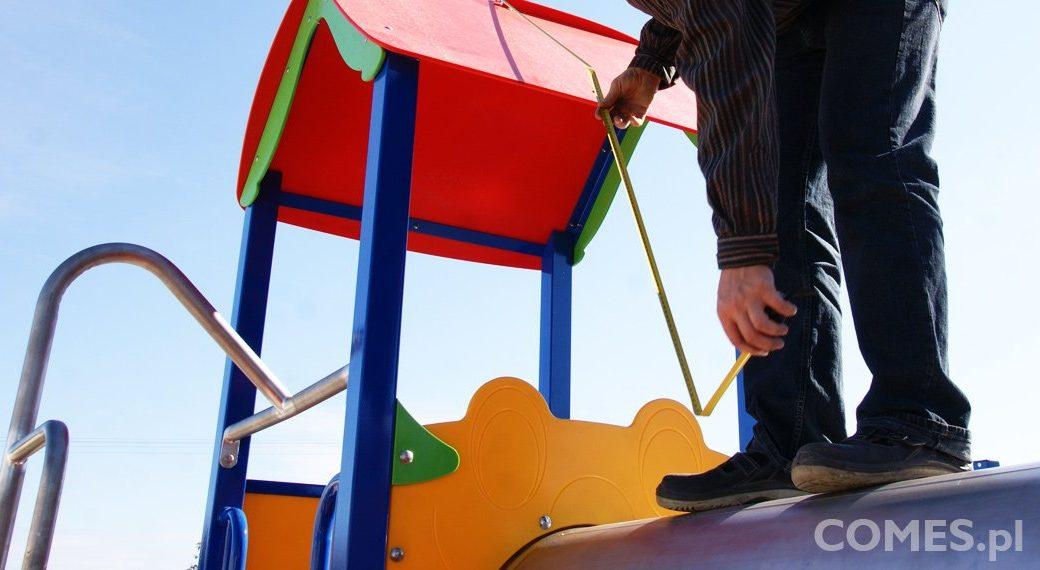budowa placu zabaw