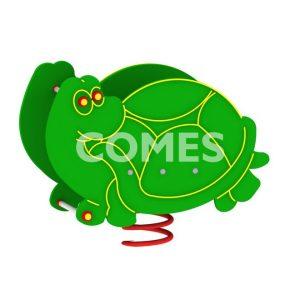 huśtawka żółw leśny COMES