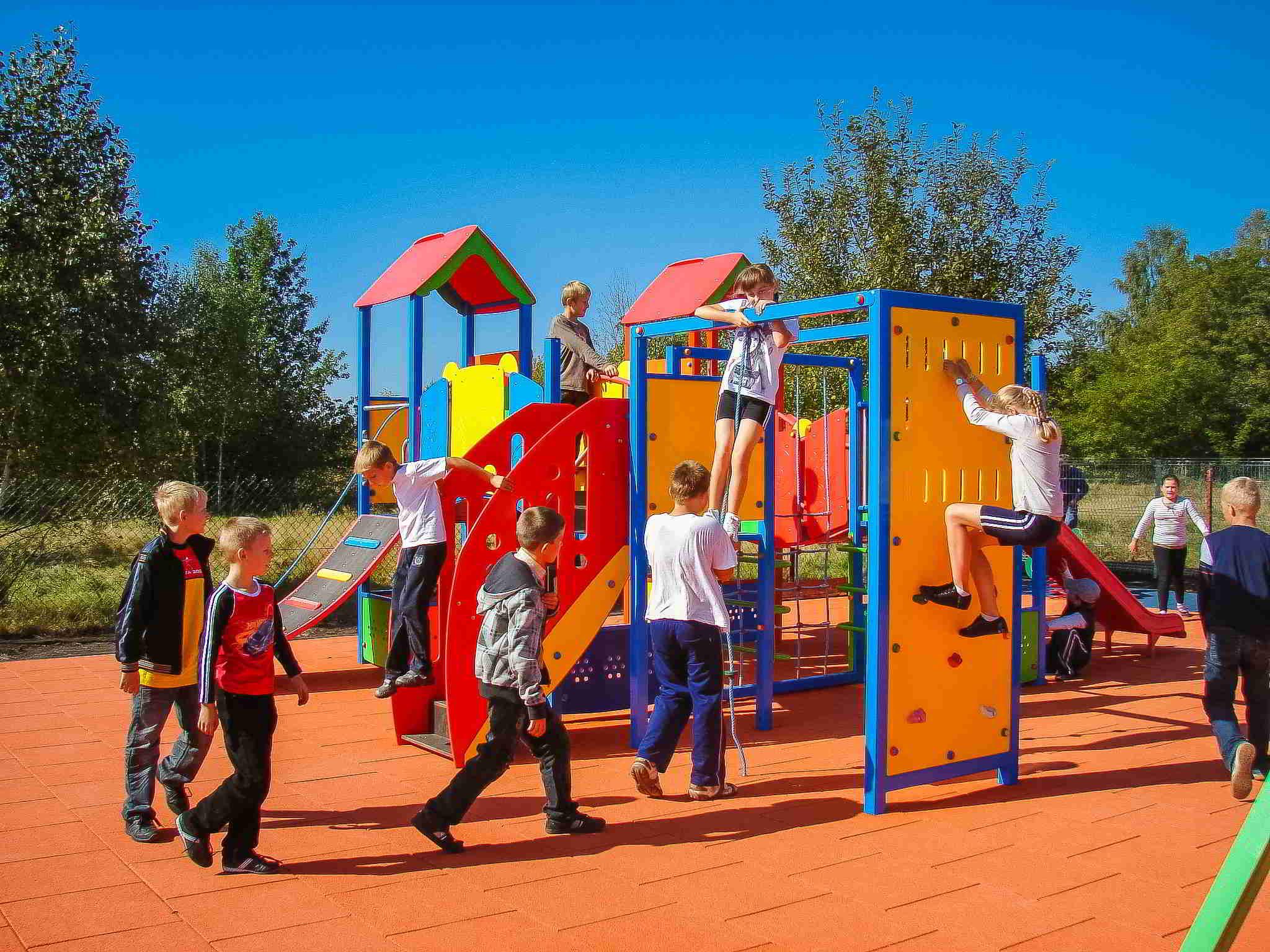 budowa placu zabaw katowice