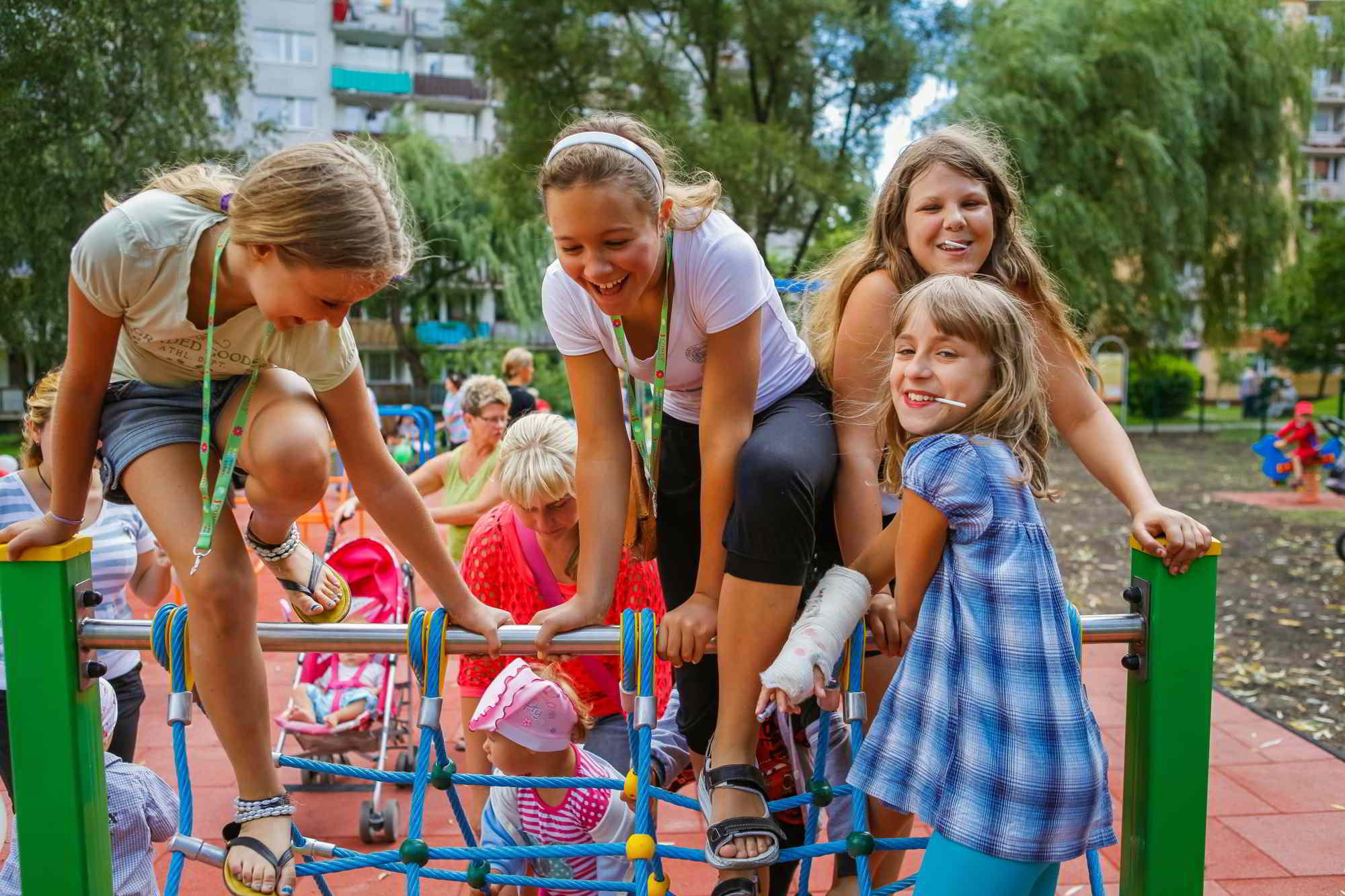 place zabaw dla dzieci kraków