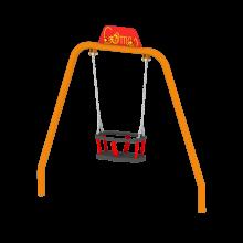 Huśtawka dla małych dzieci na plac zabaw.