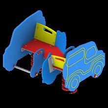 huśtawka sprężynowa 02.29.01 Jeep 3