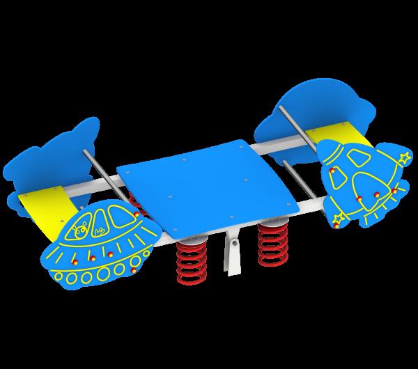 huśtawka sprężynowa śmigło 02.30.00 Orbita Kosmiczna