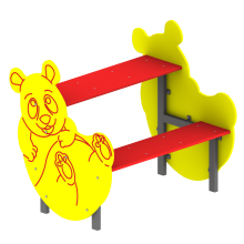 ławka zwierzak 2