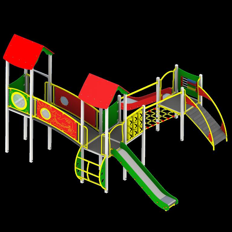 zestaw 06.51.110 na bezpieczny plac zabaw